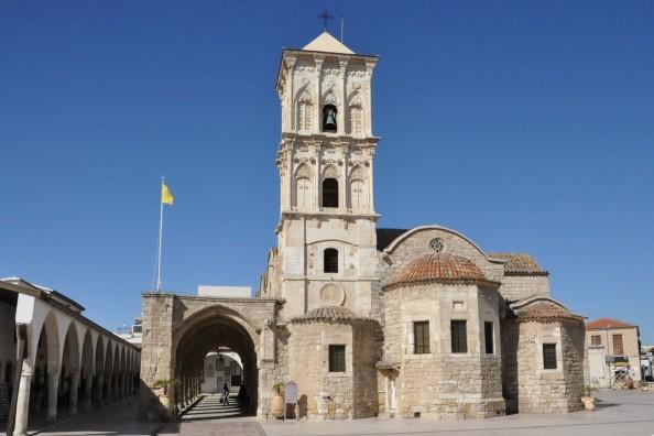 Püha Laatsaruse kirik Larnacas