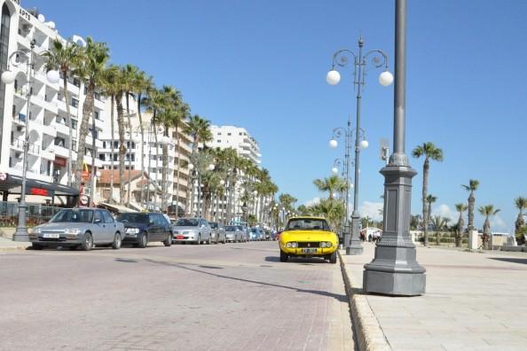 Larnaca promenaad