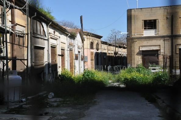 Kontrolltsoon Nicosias