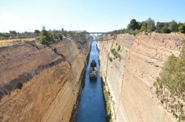 Korintose kanal